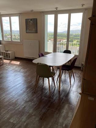 Vente appartement 3 pièces 62,37 m2