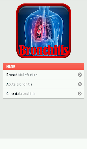 Bronchitis Infection