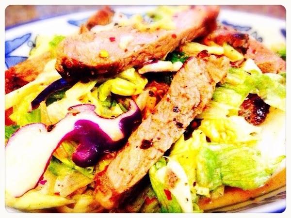 Evie's Thai Beef Salad Recipe