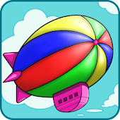 Airship Battle: Matching Color