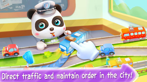 Little Panda Policeman screenshot 4