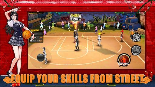 Dunk Nation 3X3 2.0.1 screenshots 5