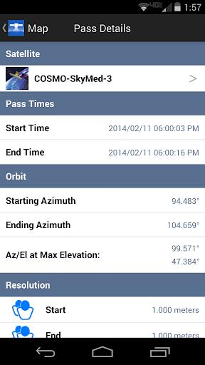 Capturas de pantalla de SpyMeSat 3