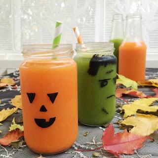 Halloween Smoothies