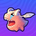 Dragon Wars io: Merge Dragons & Smash the City icon