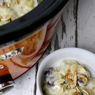 Macaroni Milk Pudding Recipes.