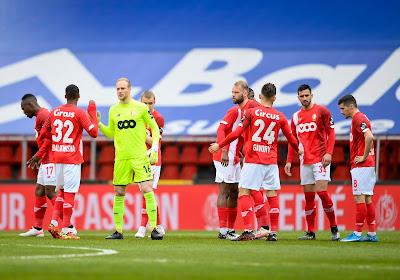 Le Standard de Liège assure l'essentiel et disputera les Playoffs 2 !