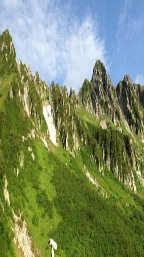 登山(表銀座縦走コース)クイズ