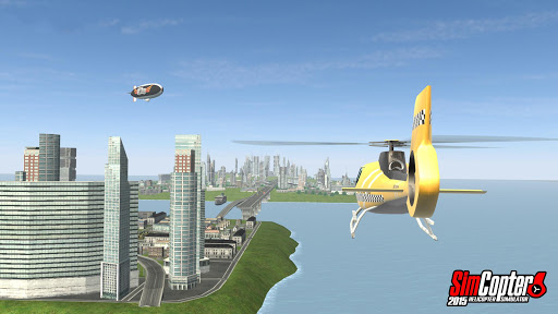 Helicopter Simulator SimCopter 2015 Free  screenshots 8