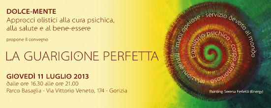 Foto: Convegno: LA GUARIGIONE PERFETTA - 11 luglio 2013 - parco Basaglia, Gorizia