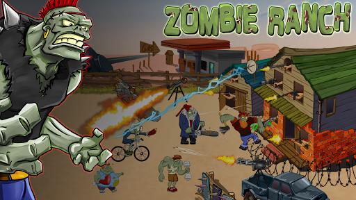 Zombie Ranch - Bataille avec des zombies  screenshots 1