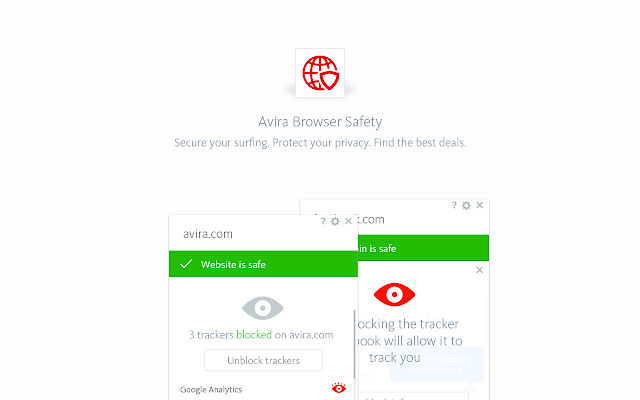 Avira Browser Safety chrome extension