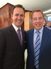 Photo: With Bill Ford on Henry Ford's (his great-grandfather) 150th birthday. #Ford