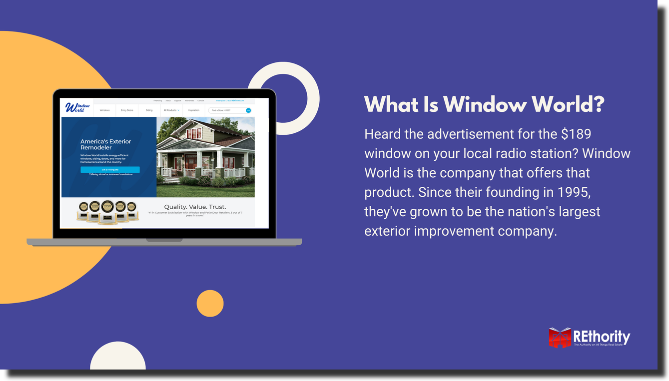 window world construction