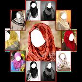 Hijab Dress Selfie - Fashion