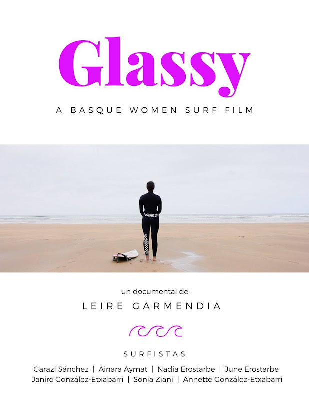 Leire Garmendia and 'Glassy'