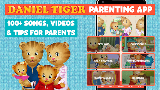 Daniel Tiger for Parents 1.3.0
