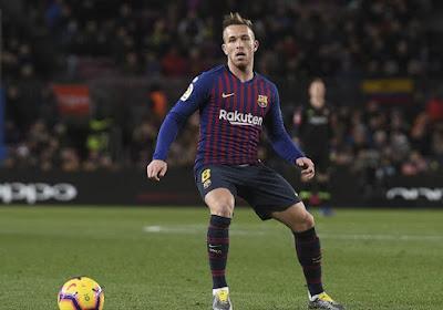 Arthur présent dans le groupe du Barça pour affronter l'Atlético Madrid