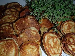 Photo: Panisses -galettes de pois chiche
