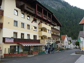 "Photo: Unser Hotel ""Tyrol"" in Pfunds"