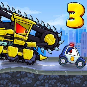 Car Eats Car 3 – Evil Cars MOD APK 1.3 (Unlimited Money)
