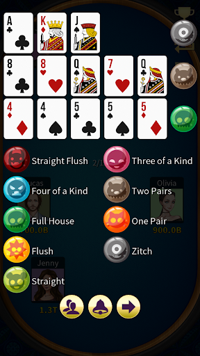 13 Poker - KK Pusoy (PvP) Offline not Online android2mod screenshots 6