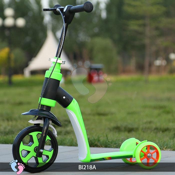 Xe trượt Scooter cho bé 2 trong 1 BI218A 8
