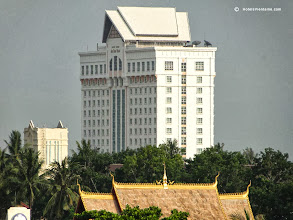 """Photo: """"Don Chan Palace Hotel"""" Vientianehttp://www.accommodationnear.net/Laos/Vientiane/Don_Chan_Palace_Vientiane"""