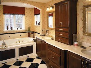 Photo: The master bath in our RICHMOND HILL model home at Countryman Estates, Clifton Park, NY
