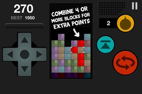 Block Attack - Free Matching Puzzle Game screenshot 3
