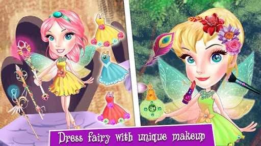 Fairy Sisters Forest Fantasy 1.3 screenshots 2
