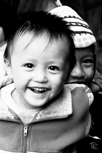 Photo: Un sourire...  For #portraittuesday  by +Laura Balc for the week theme Happy children (Vietnam)