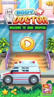Doctor Mania - Fun games- screenshot thumbnail
