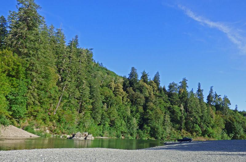 Chetco River, Loeb State Park