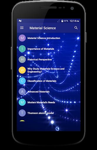 Material Science screenshot 1