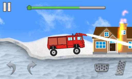 Fire Trucker screenshot 6