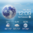 Daily&Hourly weather forecast apk
