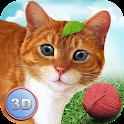 Pussy Cat Simulator 3D icon