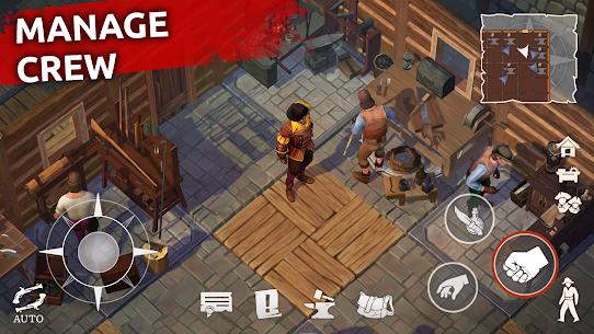 Mutiny Pirate Survival RPG MOD APK 3