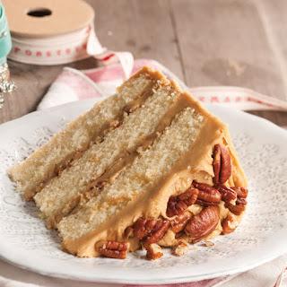 Butter Pecan Caramel Cake Recipes