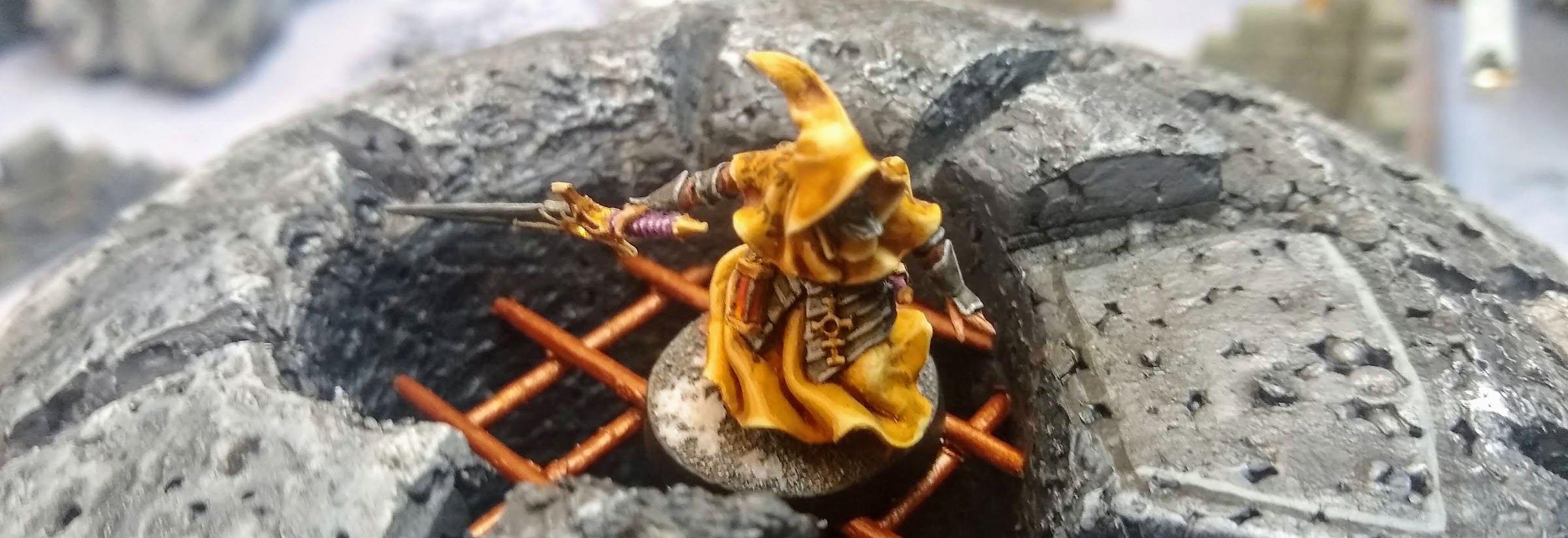 Frostgrave kampanja (battle report)