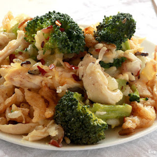 Chicken Wild Rice Broccoli Casserole