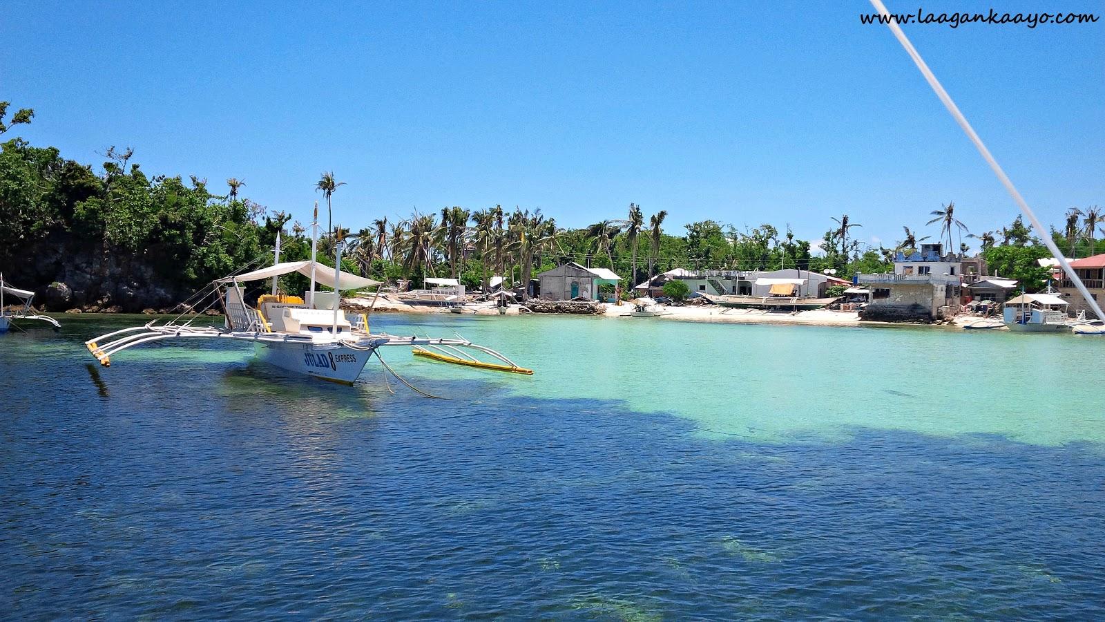 Laagan Kaayo at Malapascua Island