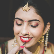 Wedding photographer Manish Chauhan (candidweddingst). Photo of 10.08.2015