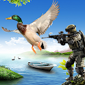 Sniper Duck Shooter 2019: Shooter expert free game icon