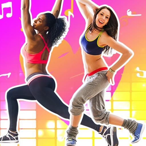 Aerobic zum Abnehmen tanzen hart Reggaeton