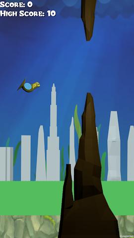 android Swimmy Bish Screenshot 1