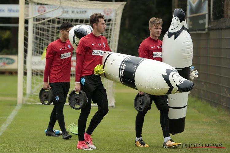 Racing Genk dreigt ook talentvolle doelman kwijt te spelen