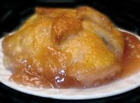 Out Of This World Apple Dumplings Recipe