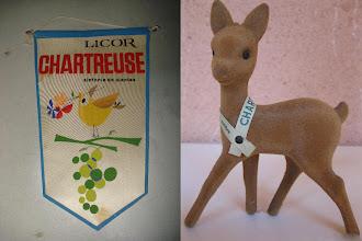Photo: Qui a dit que certains objets publicitaires de la période Tarragone était du meilleur gout ?!  D'un autre coté, est-ce que cela ne contribue pas aussi à leur charme ?